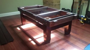 Pool and billiard table set ups and installations in Alamo Heights Texas
